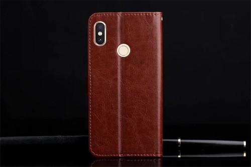 """For xiaomi redmi note 5 case global version flip cover 5.99"""" soft full cover redmi note 5pro Leather case Redmi note 5 pro funda"""