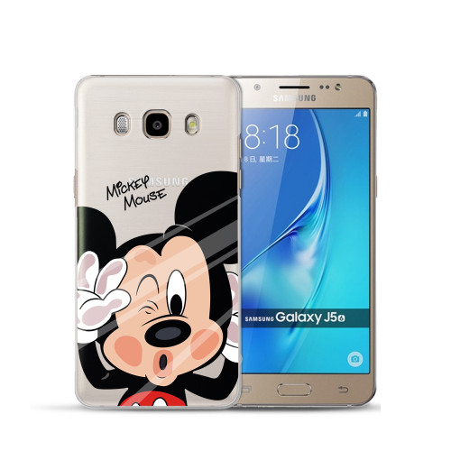 Luxury Cool Cartoon Case For Coque Samsung Galaxy Grand Prime S6 S7 Edge S8 Plus J2 J5 J7 A3 A5 2016 2017 Soft Silicone Cover
