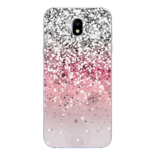 Silicone Soft Cell Phone Capa For Samsung J5 2017 J530 J530F Case Funda Stone Marble Cute Cover For A8 2018 S9 A3 A5 A7 2017