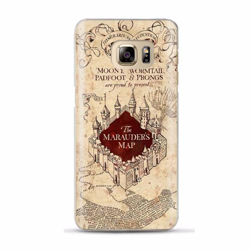 RUIXKJ Phone Case For Coque Samsung Galaxy S6 S7 Edge S8 S9 Plus J3 J5 J7 A3 A5 A7 2016 2017 A8 Plus 2018 Harry Potter Cover