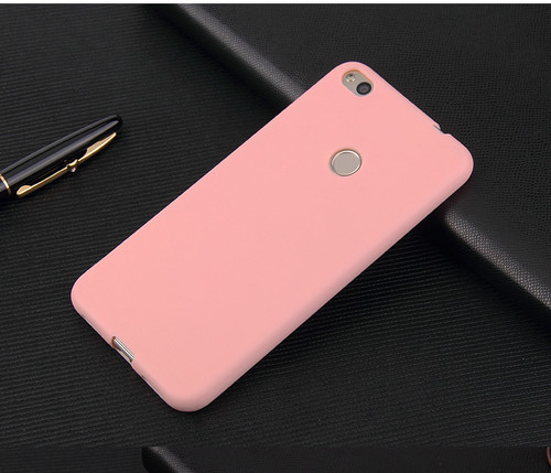 "Xiaomi Redmi 4X 4A 5A 5.15""inch Matte Candy Solid color Cover Silicone TPU soft case for Xiaomi Redmi 4X Ultra thin cover case"