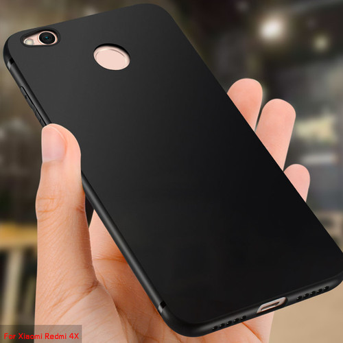 TCICPC Xiaomi Redmi 4X case Redmi 4A case Silicone TPU slim cover Ultra thin matte soft TPU case for Xiaomi Redmi 4X Redmi 4A