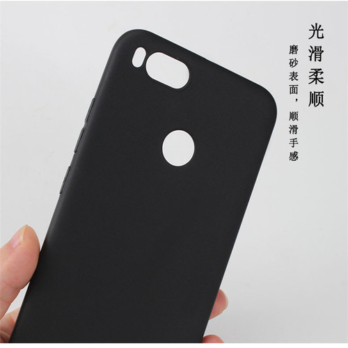 JOEY-BELEZ Matte case For Xiaomi mi a1 case silicone protector cover TPU case coque for xiaomi mi a1 mia1 mi5x Mobile Phone Bags