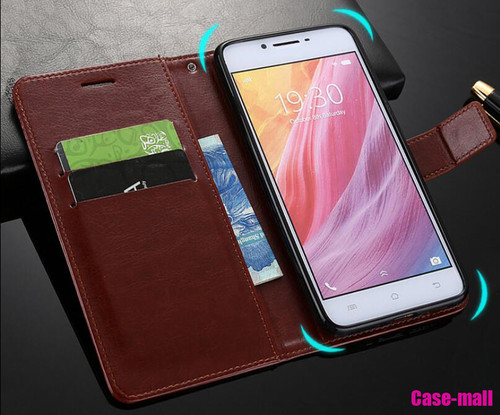 Redmi Note 5A 2GB 16GB Cover HQ Flip Wallet Leather Cover for Xiaomi Redmi Note 5A Redmi 5A Note 5A Prime 32GB 64G Redmi 5 Plus