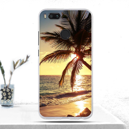 Luxury Case For Xiaomi Mi 5X Mi A1 Cover Soft TPU Silicone Cool Back Cover for Xiaomi Mi 5X Mi A1 Phone Case Cases Capas Fundas