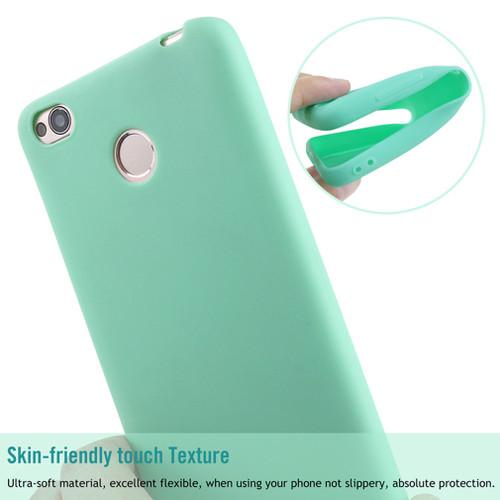 Letme Case For Xiaomi Redmi 4X Brand Silicone Back Cover Soft Ultra Thin Coque TPU Rubber For Xiaomi Redmi 4X