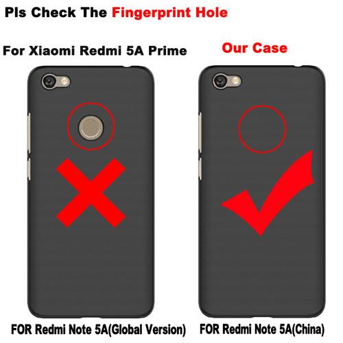 AKABEILA Cases Soft TPU For Xiaomi Redmi Note 5A Case Silicone For Xiaomi Redmi Y1 Lite 5.5 inches REDMI NOTE 5A Case TPU