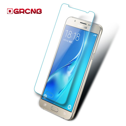 2.5D Tempered Glass For Samsung Galaxy J1 2016 J3 J5 J7 2016 Screen Protector For Samsung A3 A5 A710 2017 Tempered Glass Film