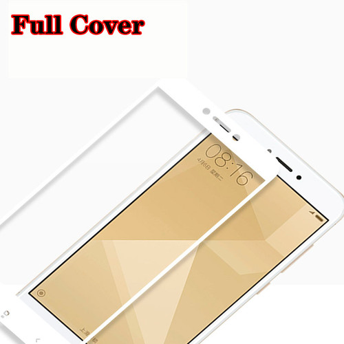 """Full Screen Protector Tempered Glass For Xiaomi Redmi 4X Protective Glass Film For Xiomi Redmi 4X Pro Redmi4X 5"""" Global Version"""