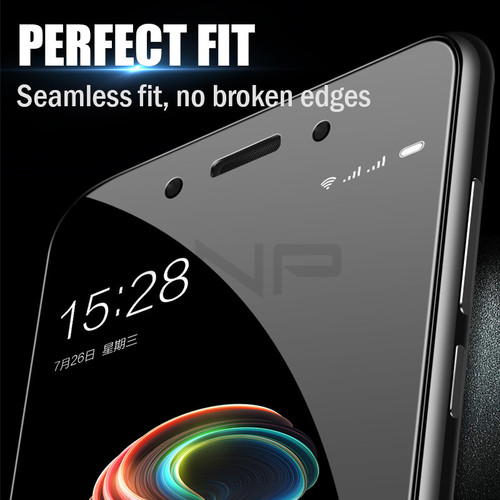ZNP 9H Full Cover Tempered Glass For Xiaomi Redmi Note 5A 5 Screen Protector Film For Redmi 5 Plus 5A Note 5 5A Protective Glass