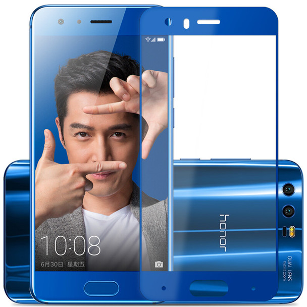 For Huawei honor 9 glass tempered for Huawei honor 9 screen protector full cover 2.5D gray for Huawei honor9 glass film 5.15