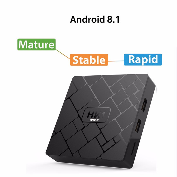 Transpeed Android 8.1 Smart TV BOX RK3229 2G DDR3 16G EMMC ROM Set Top Box 4K 3D H.265 Wifi media player TV Receiver play store