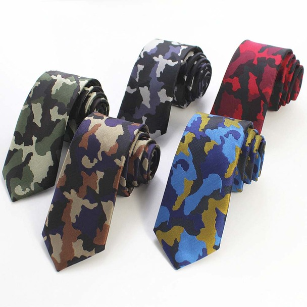 JEMYGINS Brand Mens Ties Man Fashion Neckties Corbatas Hombre Gravata Jacquard 6cm Slim Tie Business Red Green Tie For Men