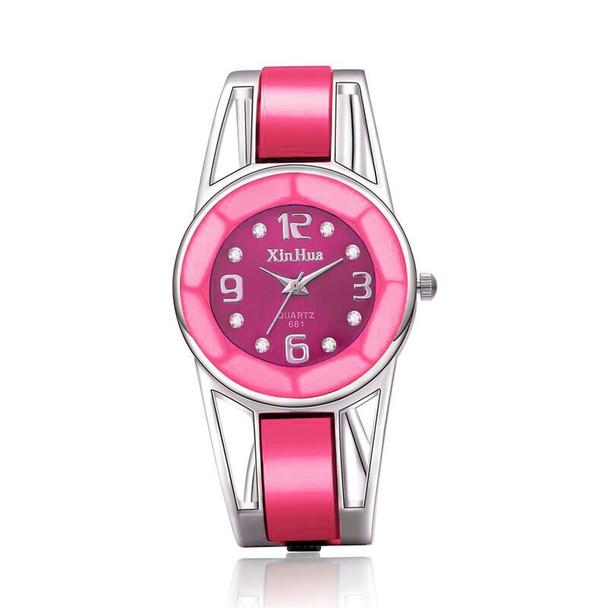 Hot Sale Fashion Bracelet Watch Luxury Rhinestone Wristwatch Women Watches Lady Hour Quarz Clock relogio feminino reloj mujer
