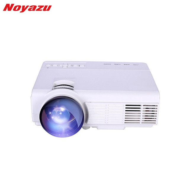 Noyazu NEWQ5 Mini LCD Android Projector 1800 Lumen TV Home Theater Support WIFI Full HD 1080p Video Media player HDMI  3D Beamer