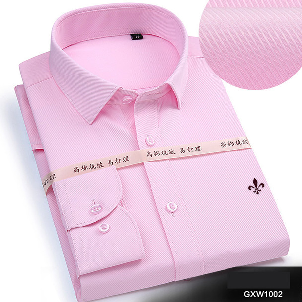 Dudalina 2017 Brand Men Shirt Male Dress Shirts Men's Fashion Casual Long Sleeve Business Formal Shirt Camisa Social Masculina