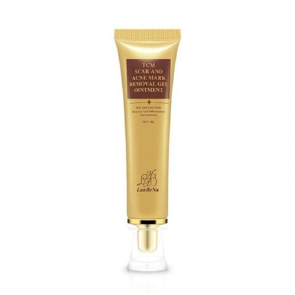 LANBENA Scar Stretch Marks Remover Cream Skin Repair Face Cream Blackhead Whitening Cream 30ml