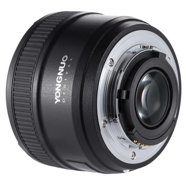 YONGNUO YN50mm f/1.8 AF Lens YN50 Aperture Auto Focus lenses Large Aperture for Canon EOS 60D 70D 5D2 5D3 600d Canon DSLR Camera