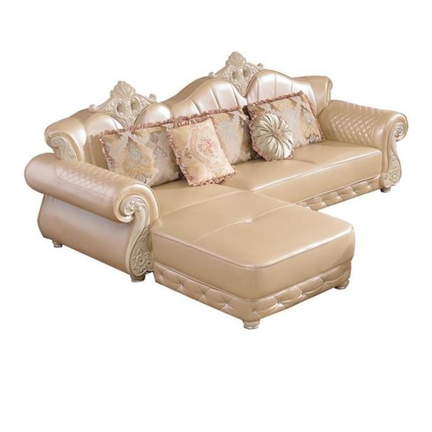 For Kanepe Sillon Pouf Moderne Meble Do Salonu Oturma Grubu Mobilya European Mueble De Sala Set Living Room Furniture Sofa