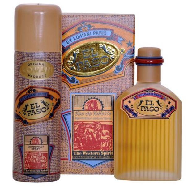 Lomani El Paso  Perfume + Deo Combo