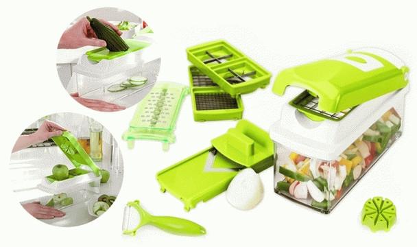 Nicer Dicer Plus Multi Chopper Vegetable Cutter Fruit Slicer Wholesale Deal (24 sets)
