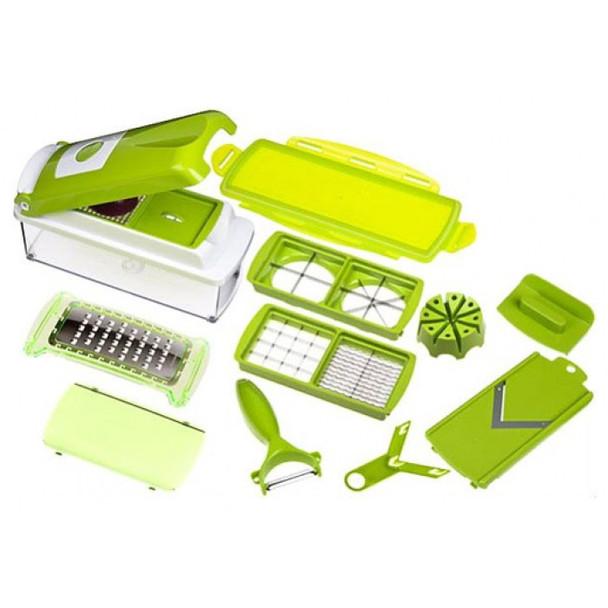 Nicer Dicer Plus Multi Chopper Vegetable Cutter Fruit Slicer