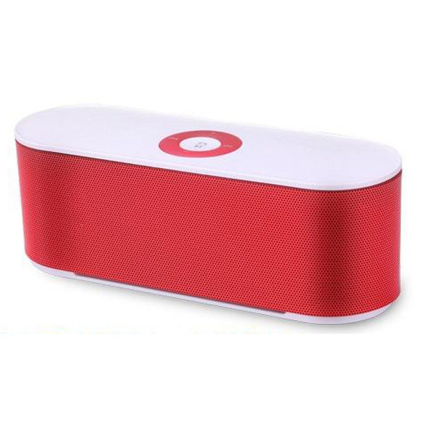Bluetooth Mini Speaker S207 with Extra bass an call recieving facility