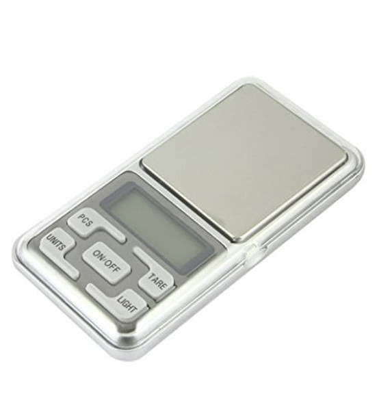 Pocket Jewelry Scale 0.1gms up to 500 grams