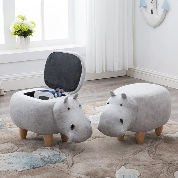 2018 Rushed No New Pouf Poire Taburetes Chair Wood Stools Stool Shoes Hippo Designer Furniture Sofa Storage Containing Modern