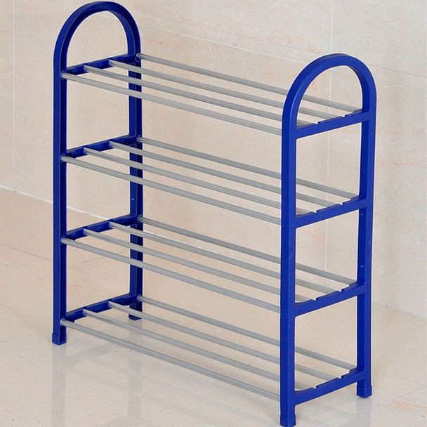 COSTWAY 4 Tier Shoes Rack Shoe Cabinets Stand Shelf Shoes Organizer Living Room Bedroom Storage Furniture W0191