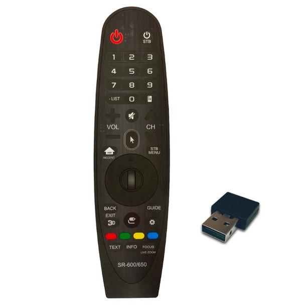 Compatible AN-MR600G AN-MR600 Magic Remote Control FOR LG SMART TV F8580 UF8500 UF9500 UF7702 OLED 5EG9100 55EG9200