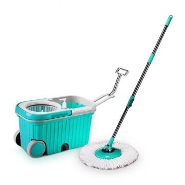 Dreamline Wheels Dual Tub Mop Bucket