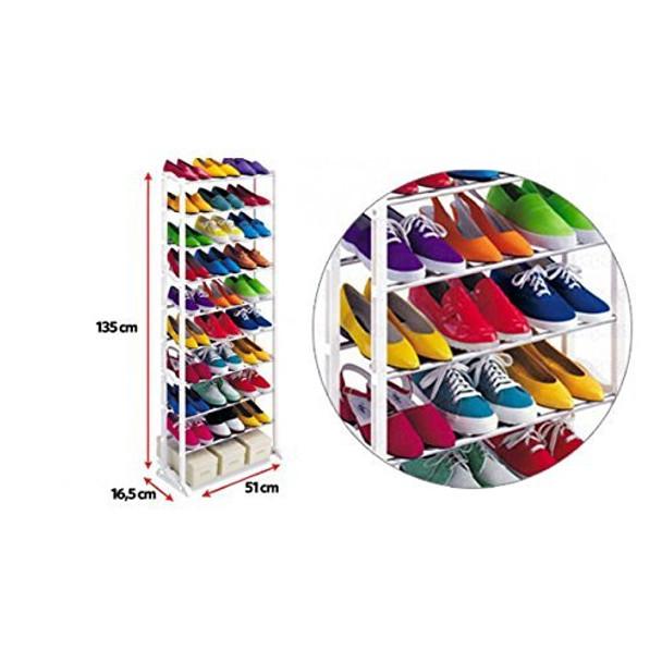 amazing shoe rack 10 Layer