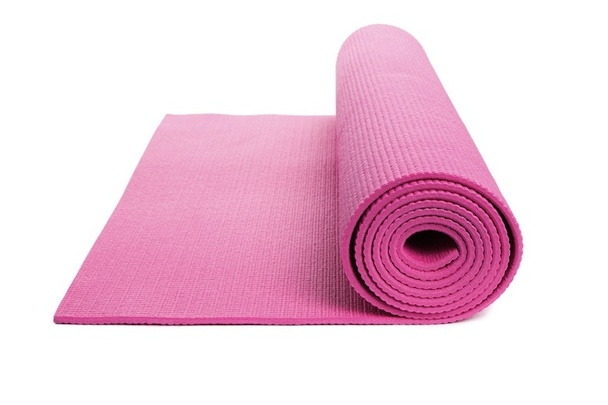 Yoga Mat 4mm Thickness - pink