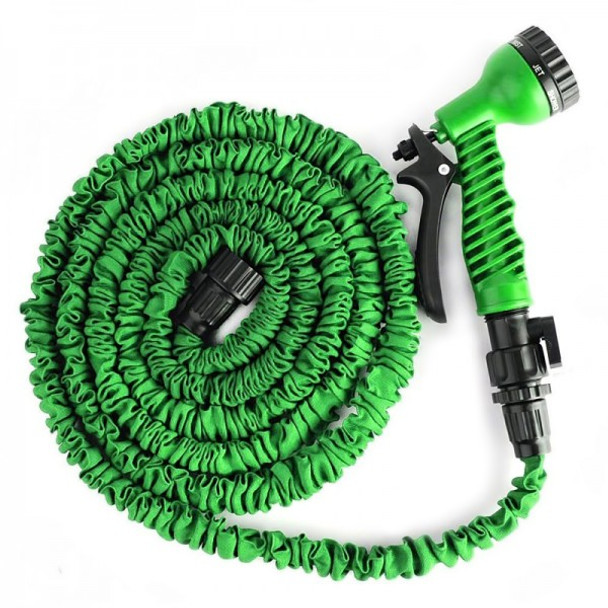 Magic hose water spray pipe with nozzle Jet Spray Pipe 15m 50ft