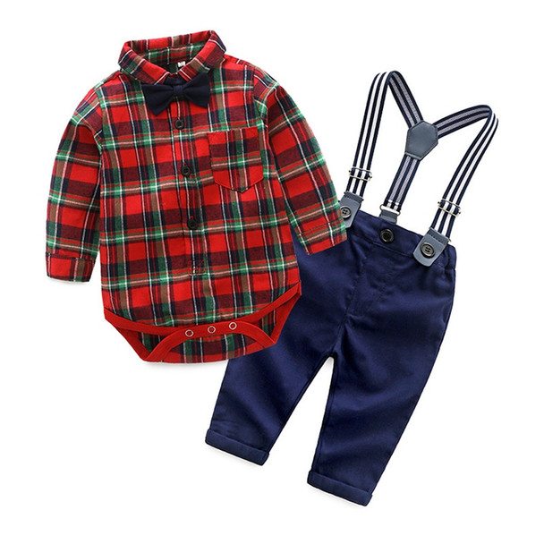 0fa3ca43 IYEAL Baby Toddler Kids Boys Clothes Shirts Tops + Pants Outfits Infant  Newborn Bodysuit for Birthday Party Baby Boy Clothes