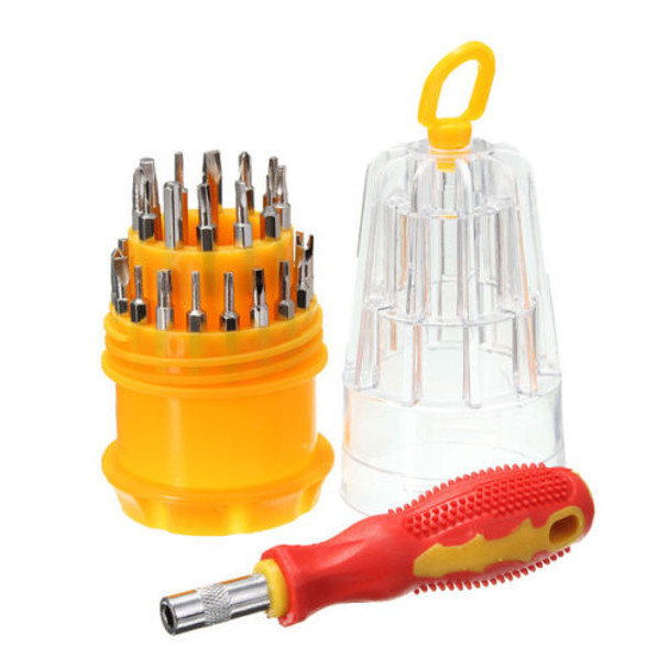 31 in 1 Magnetic Mobile Screwdriver Tool Set (Jackly-31-in-1-Mobile-screwdriver-Tool-set-1)