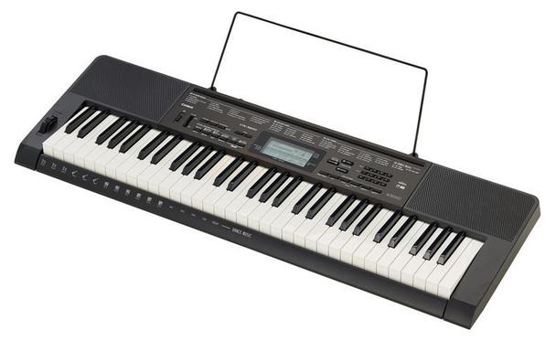 Casio 61-Key Portable Keyboard, Black (CTK-3500)