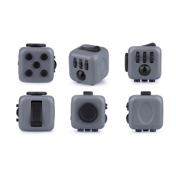 Fidget Cube (GRAY & BLACK)