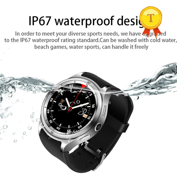 2018 best selling Smart watch 3G watch for men WiFi GPS SmartWatch MTK 6580 calorie 2.0MP Camera Pedometer Heart Rate phonewatch