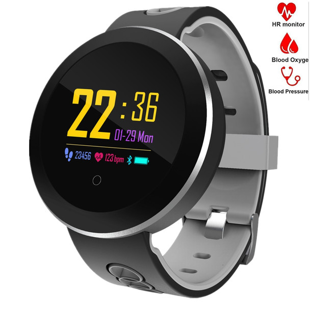 Heart Rate Monitor Smart Watch Men Women Waterproof Fitness Sports Watches Blood Pressure Pedometer Running Touch Smart Bracelet