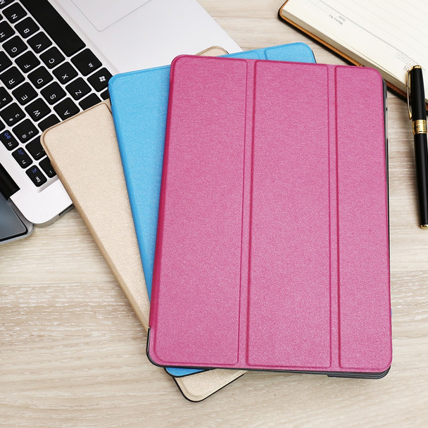 FLOVEME Case For i Pad Air 2 Silk Skin Cover For i Pad Mini 1 2 3 4 Foldable Slim Full Protector Pouch For i Pad Pro 9.7 12.9