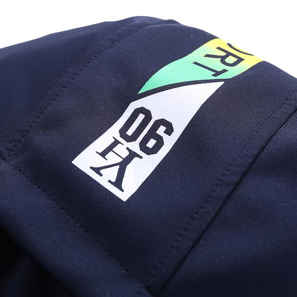 Bumpybeast Sporting Suit Mens Hoodie Zipper Cardigan Pants Suits Tracksuit Two Piece Set Men Clothing Sets Plus Asia Size M-4XL