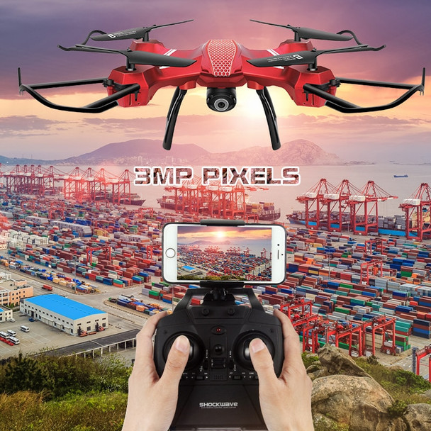 RC Quadcopter Foldable Mini Drone RC Helicopter RTF WiFi FPV With HD Camera TF Remote Control Toys RC Helicopter multicopter