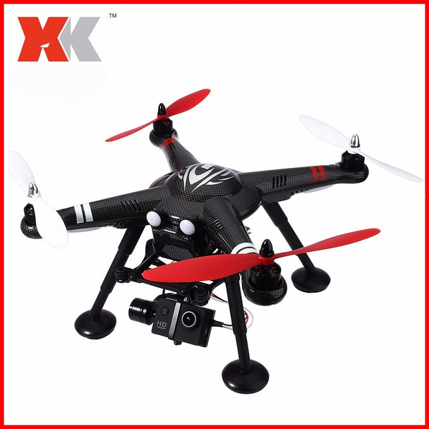 WLtoys Original XK X380 - C 2.4GHz 4CH GPS 5.8G FPV RC Headless Mode Top-level Configuration Quadcopter RTF RC Helicopter
