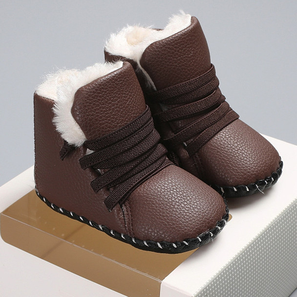 ARLONEET Girl Toddler Shoes Baby kids Fashion Snow Boot  Girl Boy Soft Sole Booties Infant Toddler Anti-slip Crib Shoes
