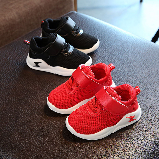 New 2018 solid color fashion unisex baby casual shoes Spring/Autumn new brand baby girls boys shoes high quality baby sneakers