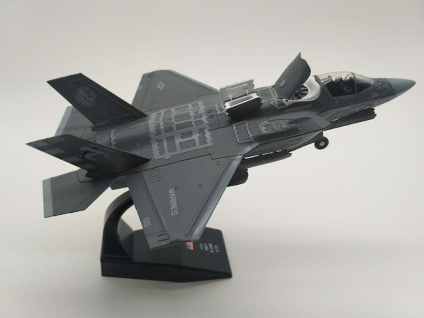 1/72 Scale F-35B Model Lockheed Martin F-35 Lightning II Aircraft F35 Fighter For Collections For Kids Gifts Free Shipping