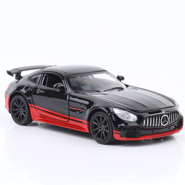 1:32 Toy Car BENZ AMG GTR Metal Toy Alloy Car Diecasts & Toy Vehicles Car Model Miniature Model Car Toys For Children