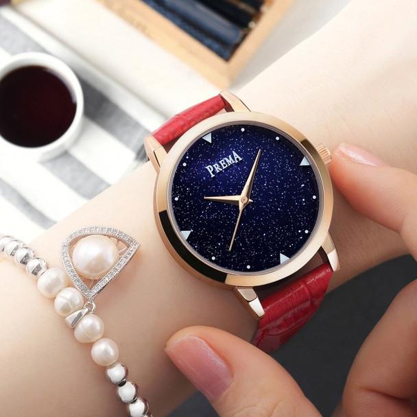 Exquisite Fashion style women watches luxury fashion quartz wristwatches drop shipping PREMA brand Women Watches montre femme